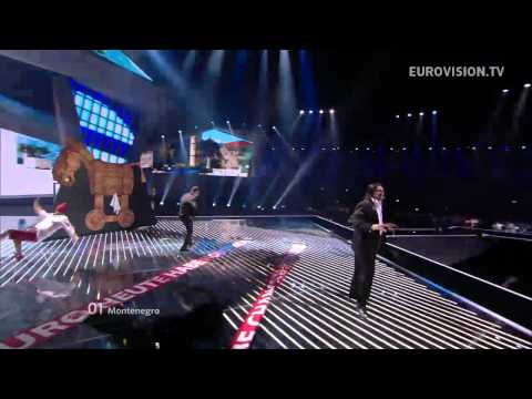 Rambo Amadeus - Euro Neuro - Live - 2012 Eurovision Song Contest Semi Final 1