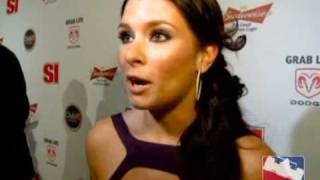 Danica Patrick Sports Illustrated Swimsuit Party
