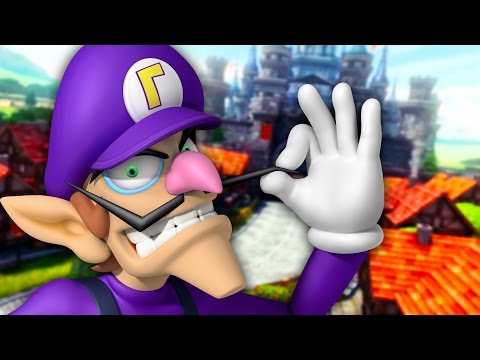 Get WALUIGI!!!   Mario Kart 8 Deluxe #1 Screenshots