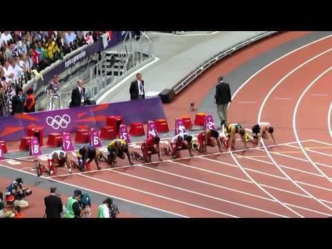 Olympics 2012 - Men's 110m Hurdles Final