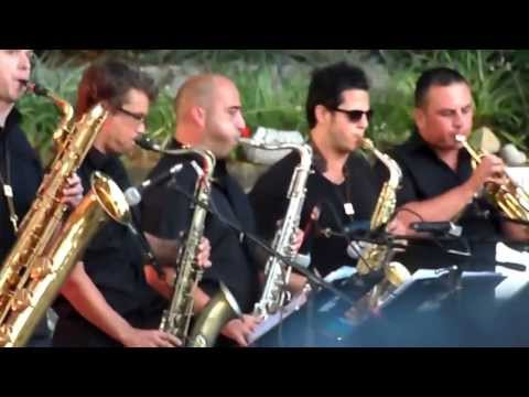 The Soul Mates - Gibraltar - Alameda Gardens - 9th August 2013 - Knock on Wood