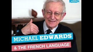 60 seconds with  Sir Michael Edwards and the French Language