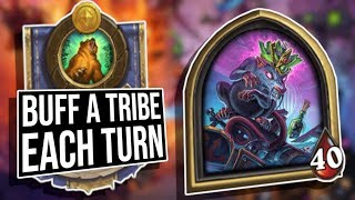 The Rat King and His Mechanical Army | Battlegrounds | Hearthstone