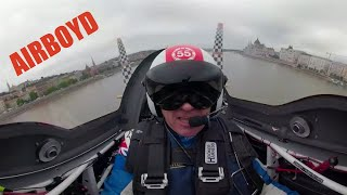 360 VR Track Explanation Red Bull Air Race Budapest