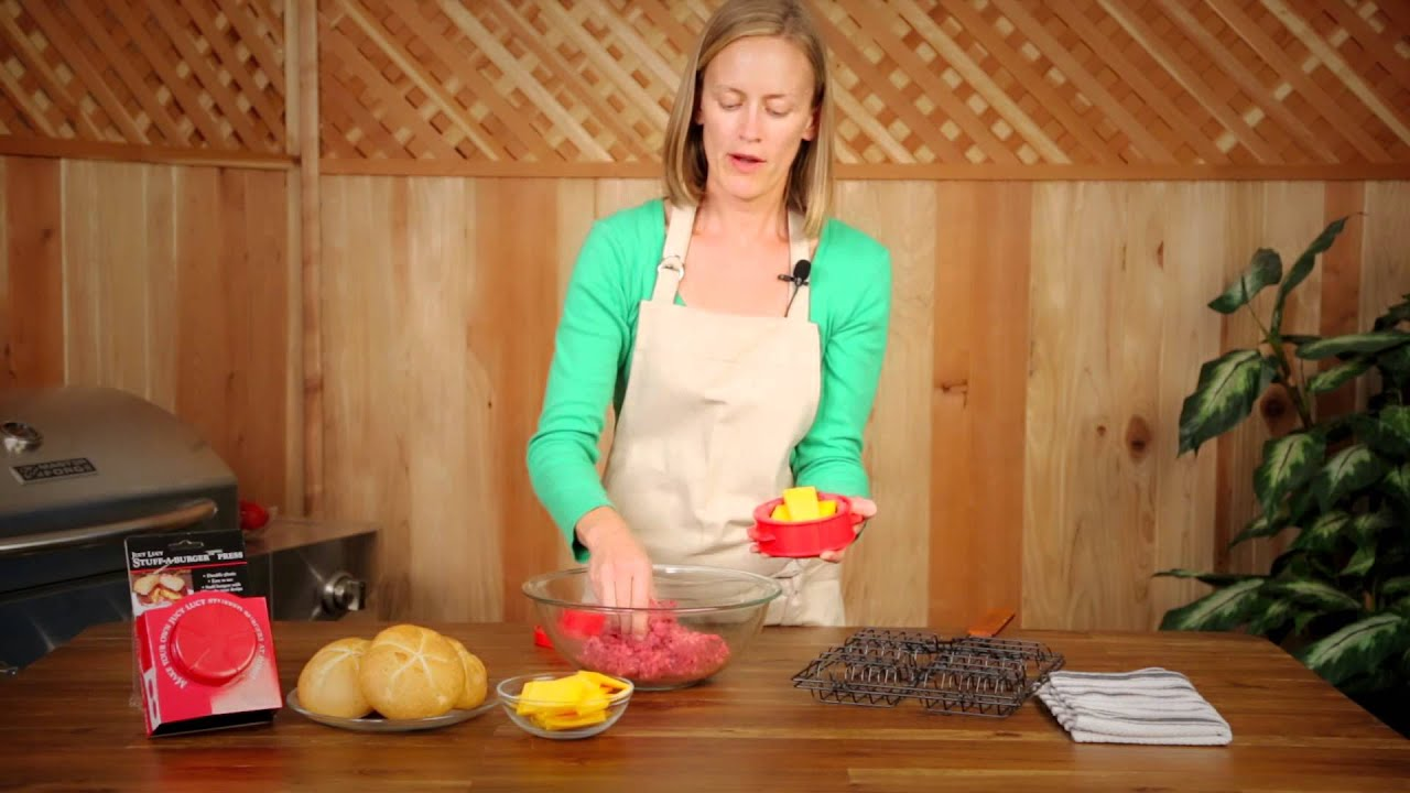 charcoal companion stuff a burger press and grilling basket youtube