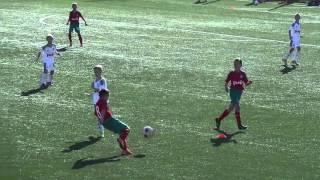 Локомотив 2005 - Локомотив 2(1-й состав. 2-й тайм)