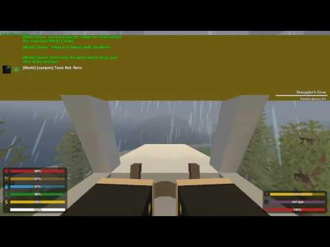 Smuggler's Cove: Unturned NPC Mission
