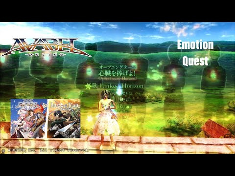 AVABEL ONLINE : *Event* Attack On Titan [Emotion Quest]