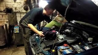 oprava auta s vojtikem