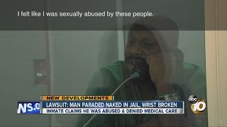 San Diego inmate: 'I felt sexually abused