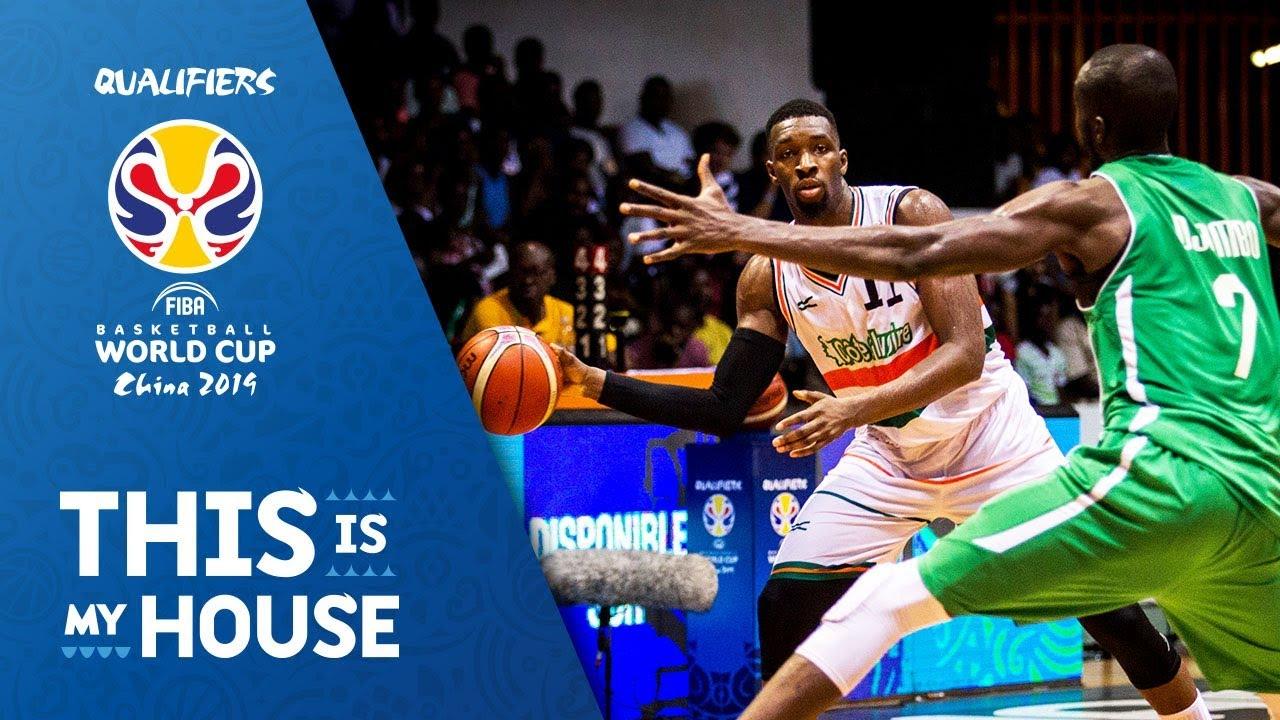Cote d'Ivoire v Mali - Full Game - FIBA Basketball World Cup 2019