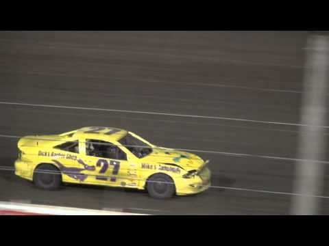2015 Shiverfest Sport Compact feature Lee County Speedway 10/24/15