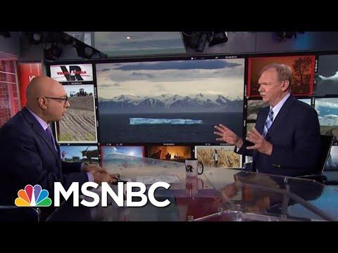 U.N. Warns Climate Change Could Trigger Global Food Crisis | Velshi & Ruhle | MSNBC