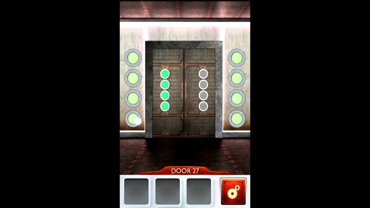 100 doors 2 level 21 30 walkthrough youtube for Door 4 level 21