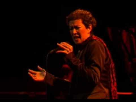 Sandra Rehder a l'Auditori - 03 Trenzas