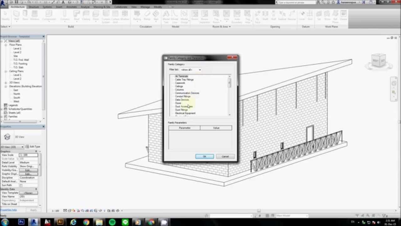Create truss - Revit  Super easy and quick fo Beginner
