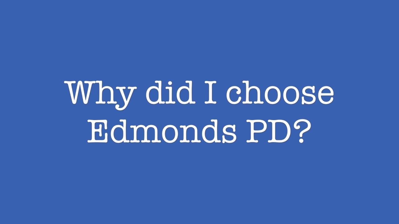 Agency Details - Edmonds Police Department   Police Careers