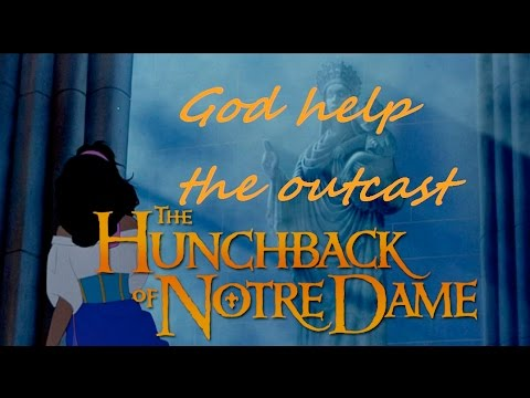 The Hunchback of Notre Dame- God Help The Outcast Cover
