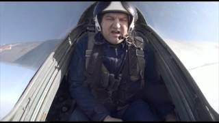 Как сделать штопор на самолете (консультации для кино)