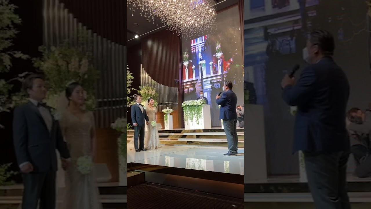 [결혼식 축가] '예수 향기 흘러나리라' 이재남 [Wedding Song] 'May His Fragrance Be Spread Through Your Life' Jaenam Lee
