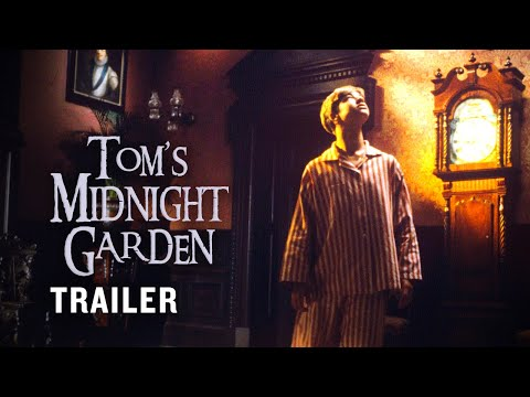 Tom 39 s midnight garden original theatrical trailer youtube - Il giardino di mezzanotte ...