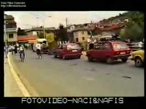 Kosovo 1999 - Teil 1: Abzug serbischer Großmacht-Chauvinisten / Kriegsverbrechern nach Kapitulation