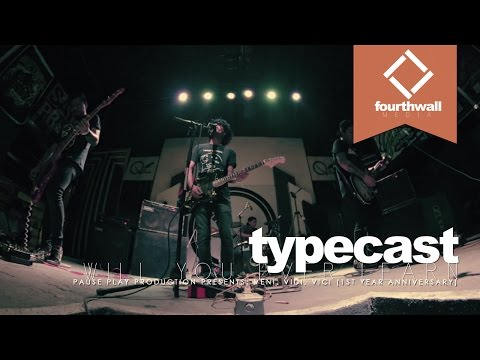 Typecast - Will You Ever Learn (Live at Veni, Vidi, Vici)