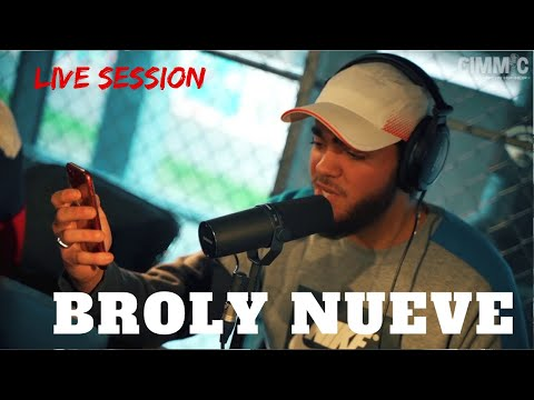 Youtube: BROLY NUEVE | Freestyle Gimmic