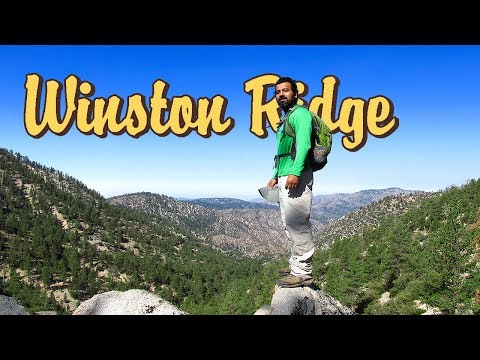 Winston Ridge - Angeles National Forest