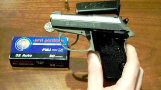 Beretta Tomcat INOX 3032 (.32 cal) Review