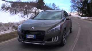 The Peugeot 508 RXH reinterpreted by Castagna Thumbnail