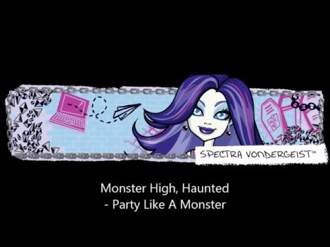 Monster High Characters 2016