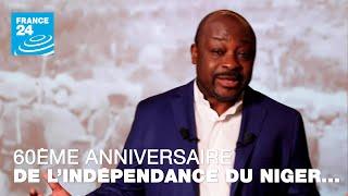 Débat France 24 / RFI : 60 ans de l'indépendance du Niger