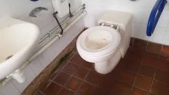 Disabled toilet at Saint Leonards Marina