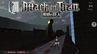 Game Android Keren : Attack On Titan / Shingeki No Kyojin - Indonesia