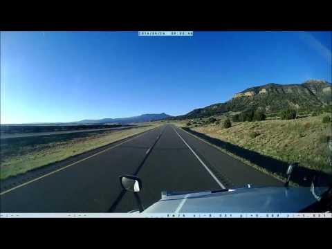 autoroute 25, sud de Denver, Colorado