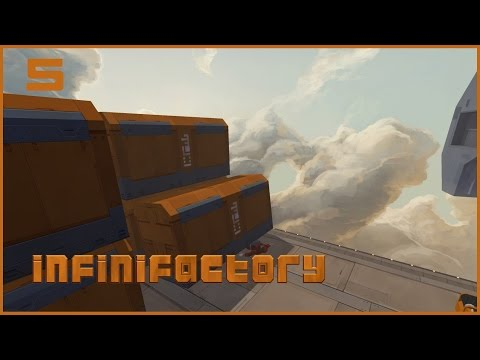 Infinifactory - Puzzle Game - 5 - Optical Sensor Array Type 4