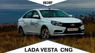 lada VESTA  CNG есть ли будущее у отечественного автопрома? ВЕСТА vs. бензин...  обзор AutoLive