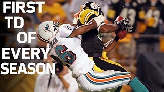 First Touchdown of Every Season Since 2002 | NFL