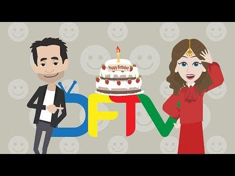 Birlikte Geçirdiğimiz 3.Yılımız Kutlu Olsun - Özel Animasyon