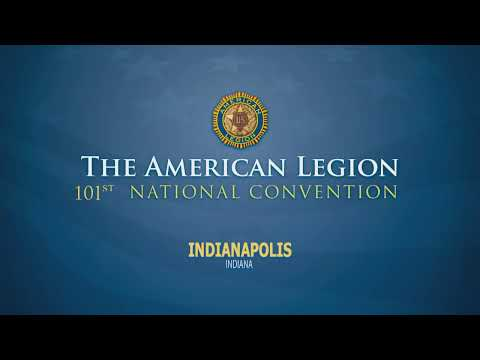 101st American Legion National Convention - Day 1