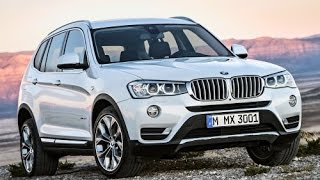 2015 bmw x3 start up and review 2 0 l inline 4 cylinder turbo