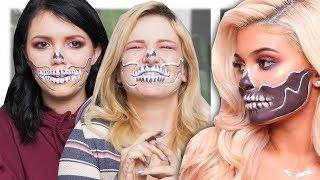 Wir wollen wie Kylie Jenner sein #KELLOWEEN