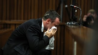 Oscar Pistorius Describes Night He Shot Reeva Steenkamp Dead - Trial Day 17