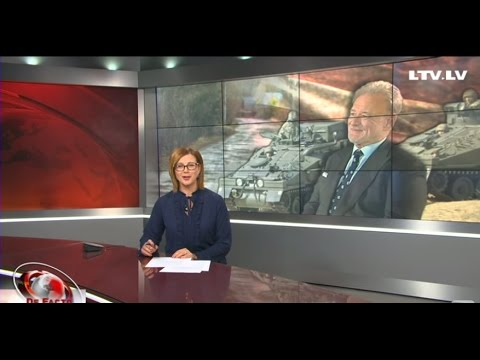Karber on Baltic & Ukrainian Security, Riga, Latvia 25 SEP 2016