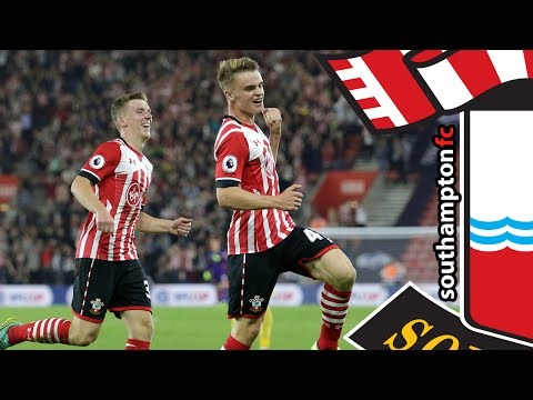 EFL CUP HIGHLIGHTS: Southampton 2-0 Crystal Palace
