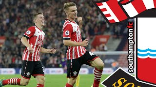 Video Gol Pertandingan Southampton vs Crystal Palace