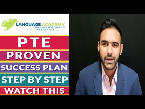 How to Prepare for PTE Exam | 14 Days Proven Success Plan by Varun | Language Academy PTE NAATI CCL