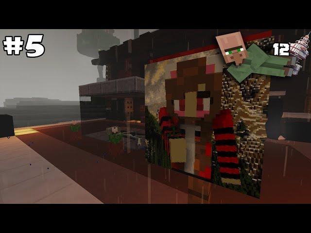 KRK-minecraft story รับใช้ลุงแซนดิส ภาค12 ตอน:ริวตายแล้วนะทุกคน EP.5