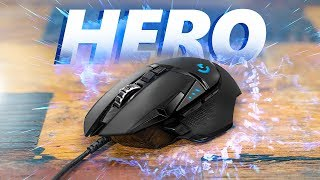 NEW Logitech G502 Hero Review!